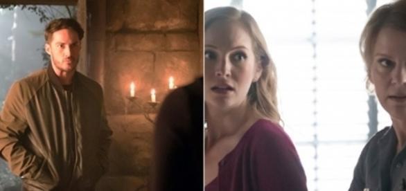 Tyler e Liz estarão de volta na mente de Damon.