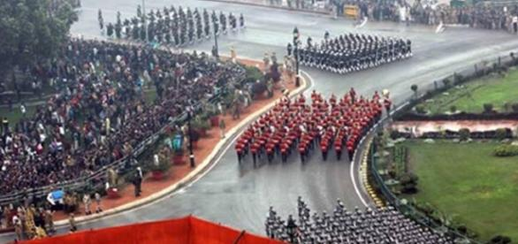 68th republic day celebrations will be held on Jan. 26th, 2017 (Image credits: Indian express.com)