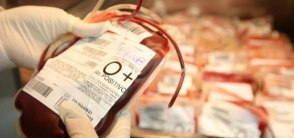 Preocupante: estoque de sangue em queda