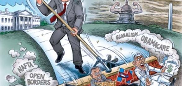 Donald Trump veut changer beaucoup de choses, mais il est attendu sur le poids de la dette