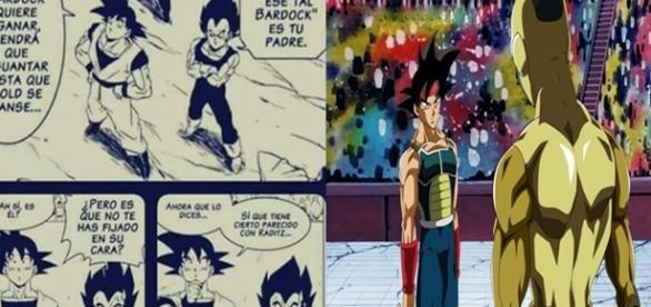 Dragon Ball Super: Bardolck en el torneo de los 12 universos