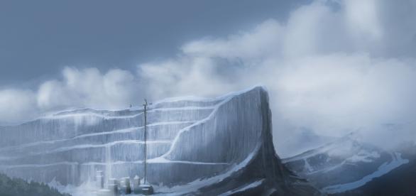 Ilustración de Guardaoriente del Mar. Ryanh Cassidy.