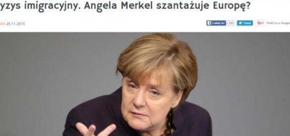 Jak i kiedy ta kobieta zostanie zrzucona z piedestału? - zdzislawkrasnodebski.eu