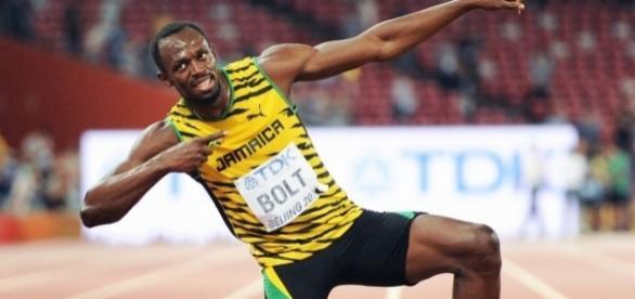 Jamaicano é punido em prova de Pequim, em 2008 e Bolt perde sua medalha de ouro.