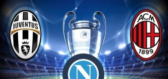Juventus x Milan: assista ao jogo ao vivo