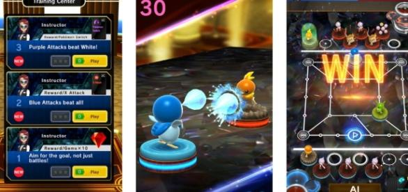 Nintendo's 'Pokémon Duel' boasts startegy and team battling. / Photo from 'Tech Crunch' - techcrunch.com