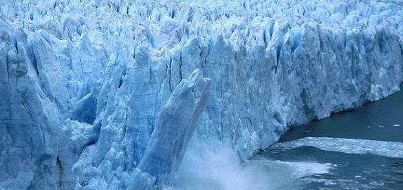 O derretimento das geleiras podem causar aumento do oceano