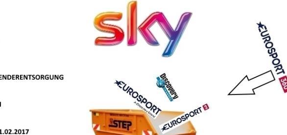 """Werden wieder Sender """"entsorgt"""" auf der Sky Plattform? Discovery droht mit Ausspeisung / Symbolfoto"""