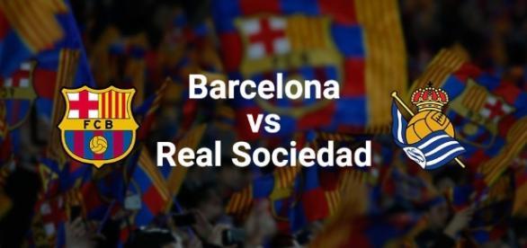 Barcelona x Real Sociedad: assista ao vivo na internet