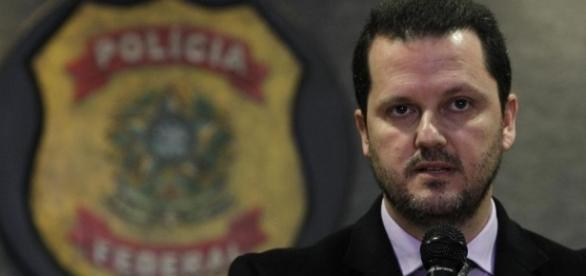Delegado federal Igor Romário de Paula