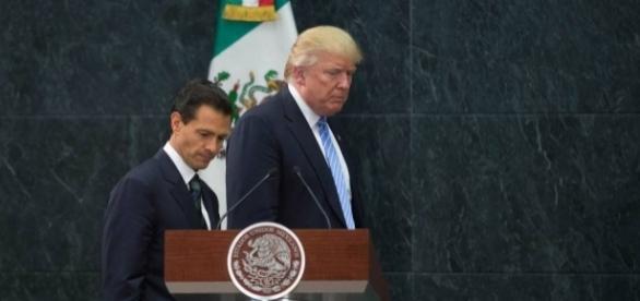 Donald Trump: México frente al muro de Trump | Internacional | EL PAÍS - elpais.com