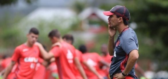 Flamengo apostará em Donatti para 2017.
