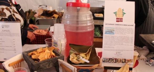 La XXV Feria del Tamal cuenta con sabores deliciosos en los tamales y la bebida