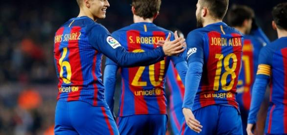 Barcelona conquistou a vitória diante do Real Sociedad