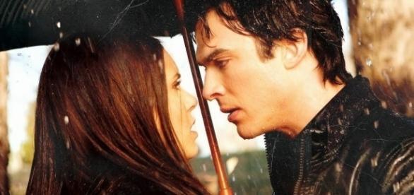 The Vampire Diaries 8ª temporada: Nina Dobrev estará de volta no final para terminar a história de Elena (Foto: CW)