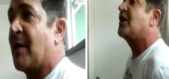 Beto Barbosa é preso em flagrante e vídeo mostra tudo