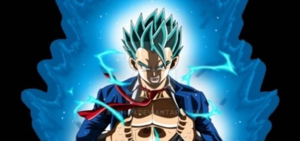 DBS': Mystic Gohan in the Blue God Phase confirmed
