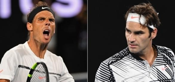 Joueurs de légende pour finale de rêve ! Nadal - Federer