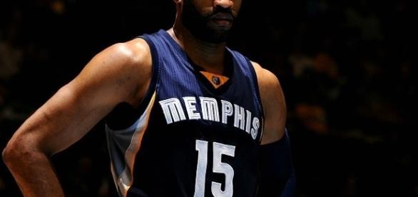 Vince Carter sigue su camino en Memphis tras 20 temporadas en la NBA. Foto: Getty Images