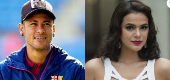 Bruna Marquezine e Neymar. Lindos!