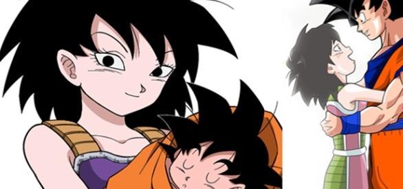Dragon Ball Super: Gine La madre de Goku