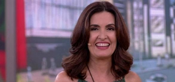 Fátima Bernardes protagonizou uma situação embaraçosa