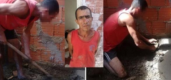 Homem é preso acusado de assassinato