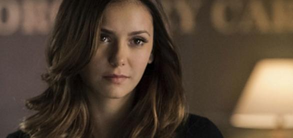 Nina Dobrev ou Elena de retour dans Vampire Diaries saison 8