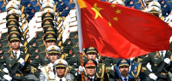 Parada militară a Armatei de Eliberare Populară din China