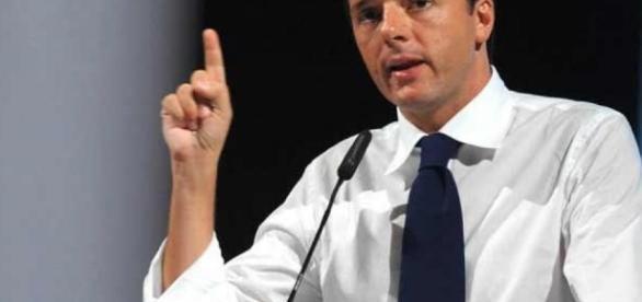 Renzi parla agli amministratori del Pd