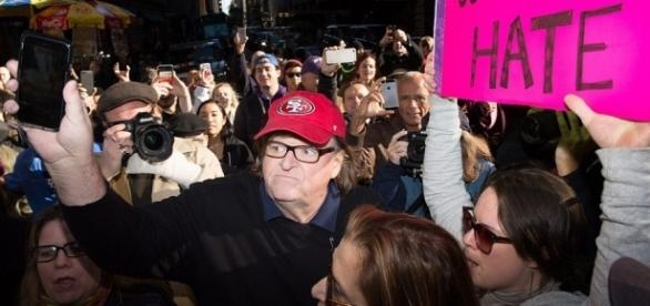 Despicable Michael Moore Pulls Pathetic Publicity Stunt in New ... - wordpress.com