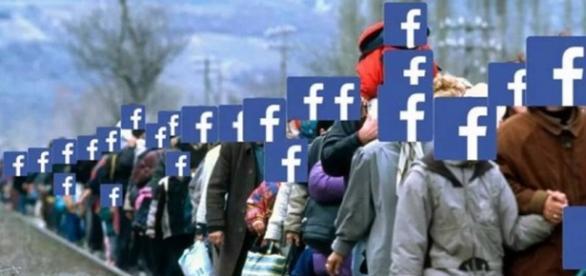 Facebook e Instagram saem do ar