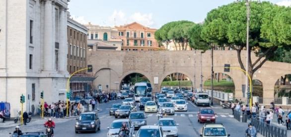 Info utili sul blocco auto a Roma di lunedì 30 gennaio 2017