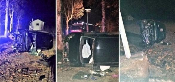 O FAMILIE de ROMÂNI implicată într-un ACCIDENT TERIBIL, cu 4 mașini, în ITALIA