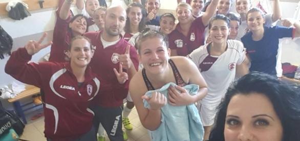 Calcio a 5 femminile a Salerno