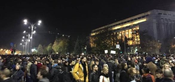 Protest, duminică 29 ianuarie în București