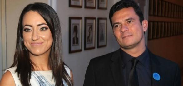 Rosangela Moro defenderá o seu marido, o juiz Sérgio Moro, da ação de Lula