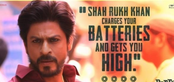 Shah Rukh Khan from 'Raees' (Image credits: Twitter.com/ RaeesThefilm)