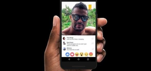 Suicídio é transmitido ao vivo pelo Facebook