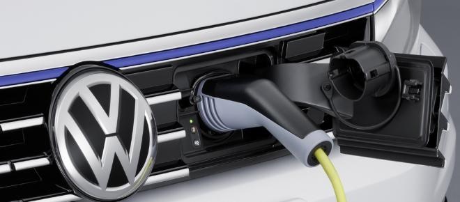 Volkswagen y JAC, vehículos eléctricos en 2018