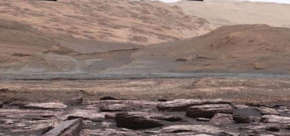 Ao contrário do senso comum, existe diversidade de cores em Marte ( NASA/JPL-Caltech/MSSS)