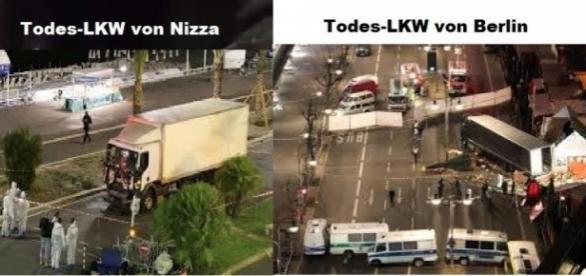 Die Todes-LKWs von Nizza und Berlin