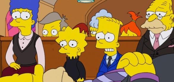 El episodio perdido de Los Simpsons