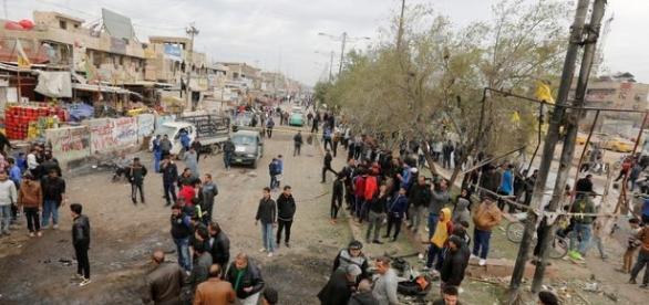 Estado Islâmico reivindicou o ataque (crédito/imagem: dw.com)