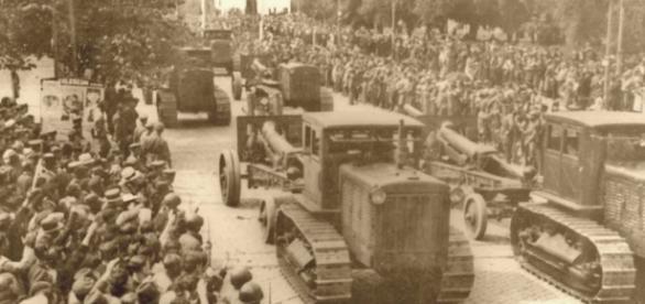 Fotografii ilustrând teroarea sovietică
