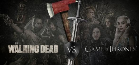 Game of Thrones supera The Walking Dead como seriado mais popular