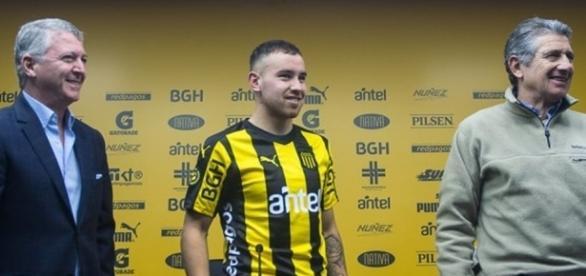 Junior Arias foi oferecido ao Corinthians e pode reforçar a equipe em 2017 - teledoce.com