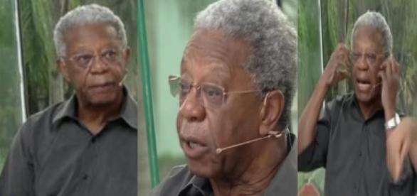 Milton Gonçalves ameaça piti em programa ao vivo - Google