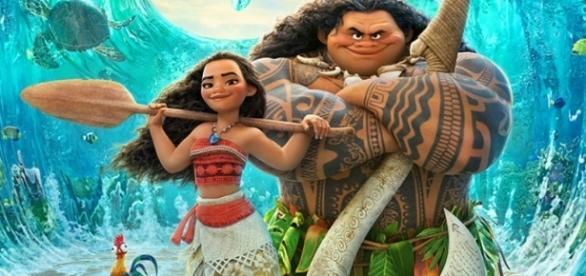 Moana é um dos filmes mais aguardados de janeiro (Foto: Reprodução/Internet)