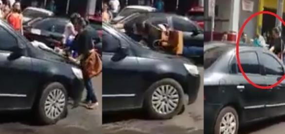 Mulher traída se revolta e ataca carro do marido, no Rio - Google